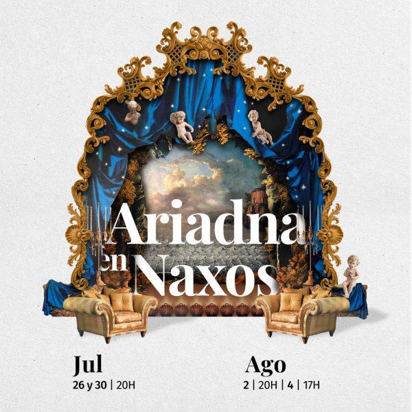 Estreno: «Ariadna en Naxos», de Strauss, en el Teatro Colón