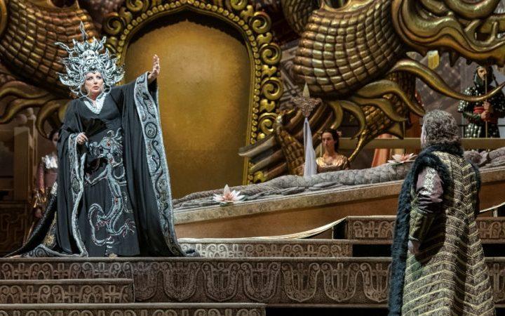 Entrevista a Maria Guleghina, la soprano que brilla en Turandot