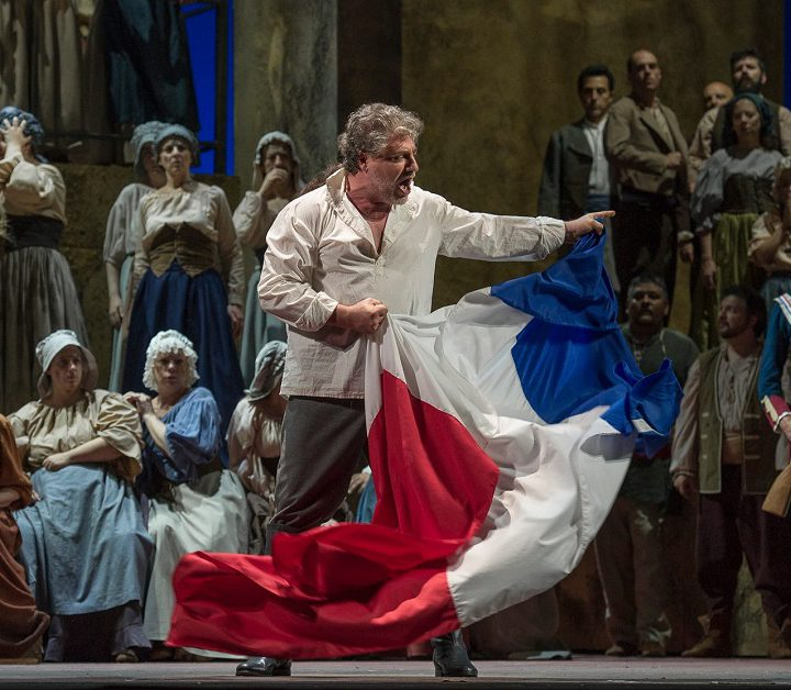 Un día como hoy: Se estrenaba Andrea Chénier, ópera icónica del Verismo