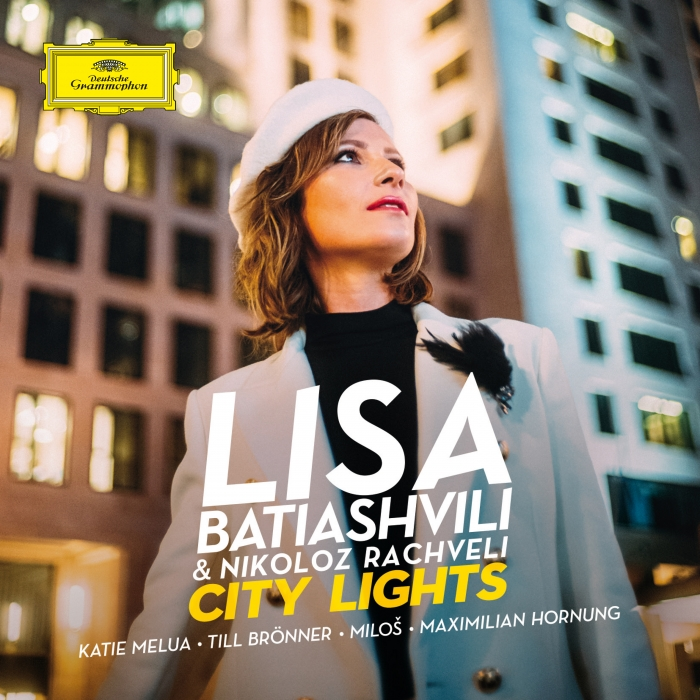 """City Lights"": el nuevo y extraordinario disco de Lisa Batiashvili"