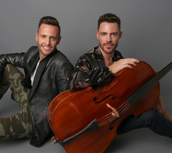 «Branden & James»: El dúo crossover que fusiona talento con activismo