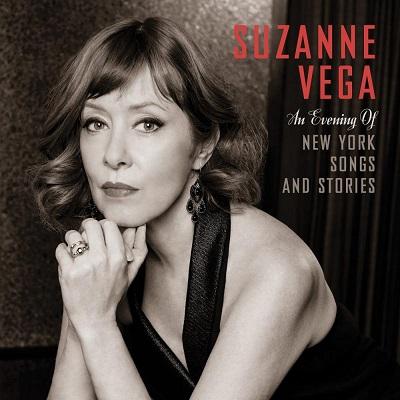 Suzanne Vega le canta a Nueva York en su nuevo disco en vivo