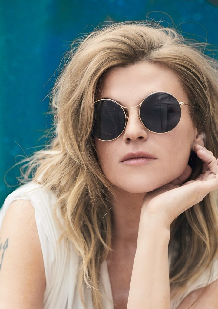 C'est Magnifique! Melody Gardot presenta «Sunset in the Blue»
