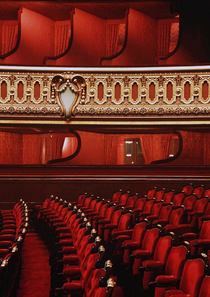 La ópera continuará en streaming durante el primer tramo del 2021