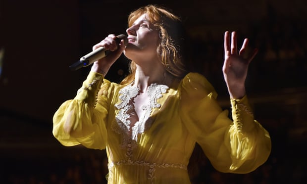 """""""El Gran Gatsby"""" tendrá versión Broadway con música de Florence Welch"""