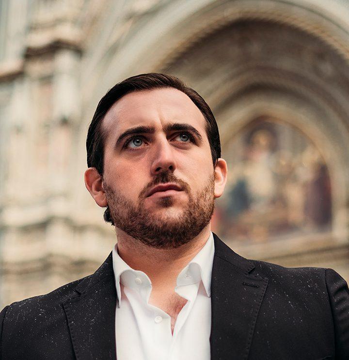 «Passione»: el excelente debut del tenor Freddie De Tommaso