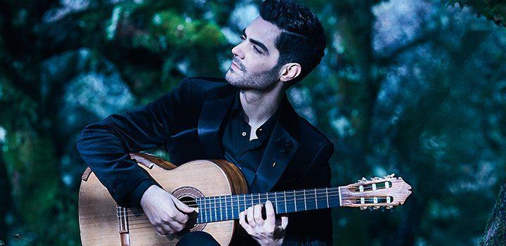 "Entrevista a Miloš Karadaglić y su próximo album ""The Moon & The Forest"""