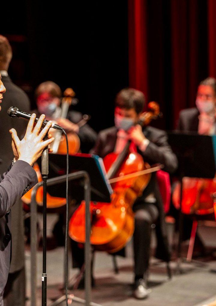 La magia del Crossover: Alessandro Safina & Amii Steward en concierto.