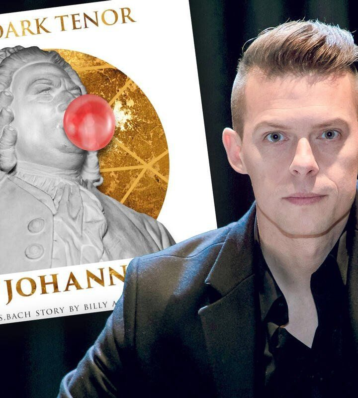The Dark Tenor estrena su homenaje a la obra de Bach